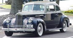 1941 Packard model 110 Deluxe Coupe