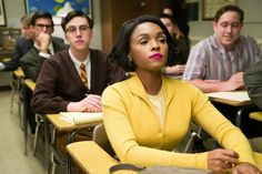 """""""HIDDEN FIGURES"""" is directed by Theodore Melfi and stars; Taraji P. Henson, Octavia Spencer, Janelle Monáe, Kevin Costner and Jim Parsons."""