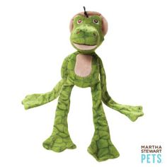 Martha Stewart Pets™ No Fill Safari Animal Dog Toys - PetSmart