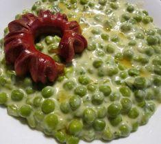 Zöldborsó főzelék, a kicsik és nagyok kedvence - Balkonada recept