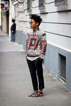men's street fashion [ RoyalSilkUSA.com ] #fashion #royal #silk
