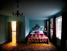 Olatz Schnabel's New Interior Design Firm