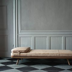 Fredericia Furniture - Spine Daybed. #Hygge #Kontor #Indretning #Design #Lounge #Sofa