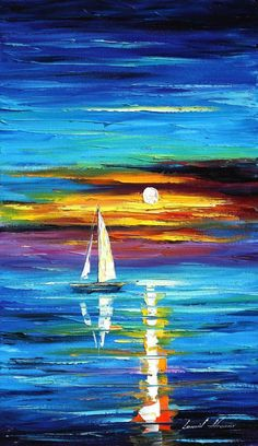 My website afremov.com ___________________________ Use 15% discount coupon…