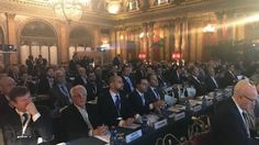 In a business forum held in Rome on Monday, scores of Italian investors and economic officials...