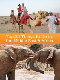 Top 25 Things to Do in Africa & the Middle East: http://travelblog.viator.com/top-25-things-to-do-in-africa-the-middle-east-2/ #travel