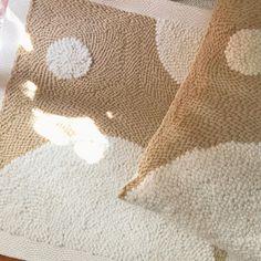twinning in process👯♀️✨ #afternoonswimtextile . . #textileart #fiberart #handwoven #homedecor #interiors #lifestyle #handmade #rughooking…