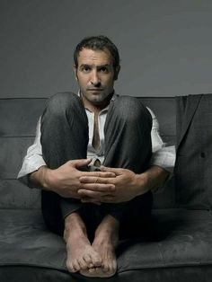 Justin timberlake hot male celebrities barefoot for Jean dujardin sex