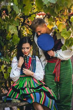 Costumes from Opoczno, Poland. Photo © Radosław Niemczynowicz via ZTL Perła… Folklore, Polish People, Polish Folk Art, Folk Dance, Beautiful Costumes, Culture, My Heritage, Folk Costume, People Of The World