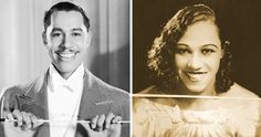 Cab & Blanche Calloway (Siblings) Vintage Black Glamour, Political Figures, Old Hollywood Glamour, Silent Film, Movies And Tv Shows, Movie Tv, Entertaining, Siblings, 1920s