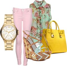 """""""Spring is the Season"""" by kelley-cicere on Polyvore"""