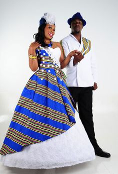 Wedding Dresses South Africa, African Wedding Attire, African Attire For Men, South African Weddings, African Clothing For Men, African Clothes, African Men, African Dress, Venda Traditional Attire