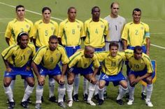 F.I.F.A. World Cup Champion 2002 (Brasil)