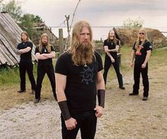 8 Awesomest Death Metal Bands - Amon Amarth