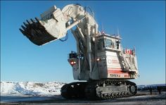 Terex RH 400 Worlds Largest Hydraulic Shovel Front Loader Operator Training OSHA & ANSI Compliant www.scissorlift.training