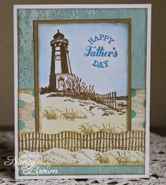 Creatively Artsy Card Gallery: Seaside Greetings Lighthouse