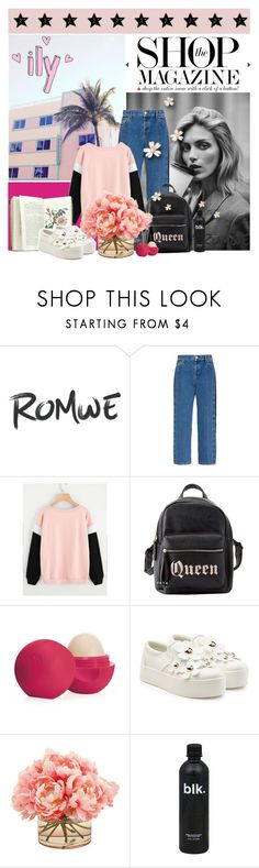 """""""""""If opportunity doesn't knock, build a door."""" - Milton Berle"""" by getterkagu ❤ liked on Polyvore featuring Anja, Balenciaga, Charlotte Russe, Eos, Marc Jacobs and The French Bee"""
