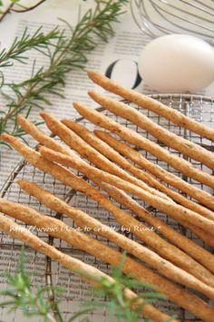 「ハーブ&ガーリックのカリカリスティック」のレシピ by RUNEさん | 料理レシピブログサイト タベラッテ