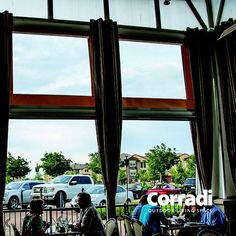 In 1978 Corradi was set up in Bologna as a small artisan laboratory producing sun screens. Today Corradi products are still made in Italy .  We are the certified Corradi dealer for the greater Austin area and this summer is the perfect time to bring the excellence and craftsmanship of Corradi to your home or outdoor living space.