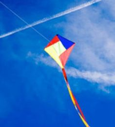 This classic-shaped diamond kite is the simplest of all to build. We'll show you how to make this colorful homemade kite so you can get outside and fly it! Craft Projects For Kids, Craft Activities For Kids, Projects To Try, Craft Ideas, Kids Crafts, Project Ideas, Homemade Kites, Kite Building, Country Woman Magazine