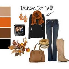 Cute Fall to Winter outfit!!
