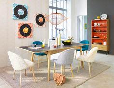 chaises design à moins de 100 euros mdm Maison Maisons du monde