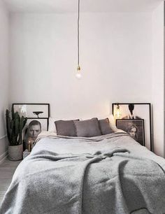 Clean grey space - via cocolapinedesign.com