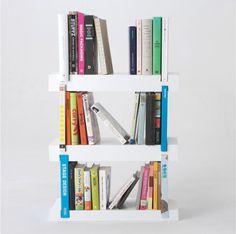 Minimal Bookshelf Bookshelf by Chan Hwee Chong