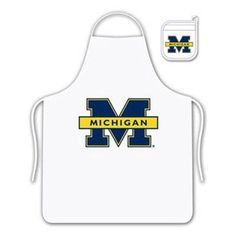 Sports Coverage College Tail Gate Kit Apron & Mitt Set - 04TWAPS4MIU2630