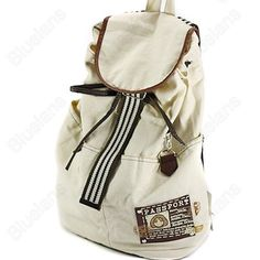 Discount China china wholesale 2012 New Korean Sweet Girls Canvas Backpack Shoulders Travel Bag School Book [41024] - US$17.49 : DealsChic
