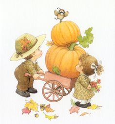 Ruth Morehead Thanksgiving Wallpaper | Ruth Morehead Kids Thanksgiving Cartoon Clipart Images Picture
