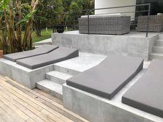 Realizzazioni cuscini bordo piscina/arredo esterni. Palermo, Patio, Outdoor Decor, Home Decor, Swimming Pools, Homemade Home Decor, Yard, Porch, Terrace