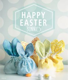 Create a quick and easy gift for the Easter candy -Tutorial Easter Projects, Easter Crafts, Holiday Crafts, Spring Crafts, Easter Candy, Easter Gift, Small Gifts, Gifts For Kids, Diy Osterschmuck