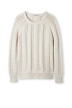 COUNTRY ROAD Ladder Stitch Knit