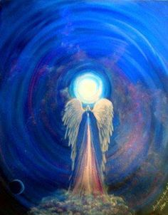 When you are lonely or frightened, talk to your guardian angel. You can do it out loud or inside your head, your angel can hear you. Ask your angel to be near you, to put his or her hand on your shoulder, to give you courage and protect you. ^i^ •♡• ^i^