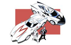 SPEED RACER and RACER X by *Jerome-K-Moore on deviantART