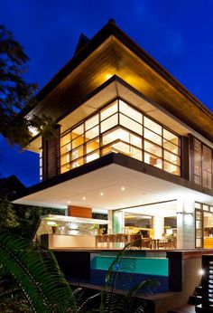 SGNW House by Metropole Architects, image courtesy Grant Pitcher Photography, love this!