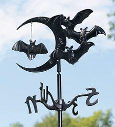 Bat Garden Vane from Wind & Weather, $64.95