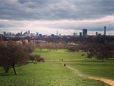 Primrose Hill, Regent's Park Perfect Place, Golf Courses, Places To Visit, London, Park, Books, Livros, Parks, Livres
