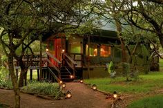 Falaza Luxury Tented Camp - Game Lodge in Hluhluwe Town - Elephant Coast Camping Games, Tent Camping, Game Lodge, Tent Decorations, Luxury Tents, Spa Offers, Game Reserve, Hotel S, World Heritage Sites