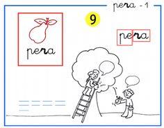 Completo método de lectoescritura paso a paso letra r de pera
