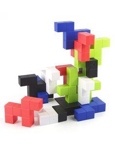 blocks by Eero Aarnio