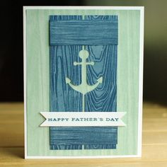 Fusion Card Challenge: Blue Skies & Smooth Sailing Leigh Penner @leigh148 #cards