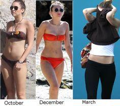 Miley Cyrus Weightloss!! Gluten intolerance equals Bam