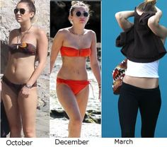 Miley Cyrus Weightloss!! More