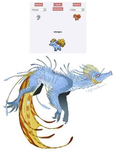 Horspix | 43 Pokemon Mash-Ups That Are Better Than The Real Thing