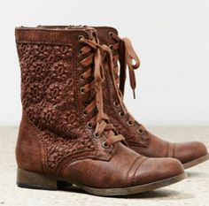 Boots!! Need these!