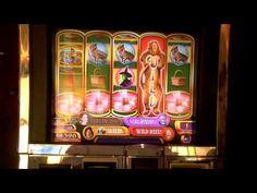 WOZ Ruby Slippers slot bonus win at Parx Casino.I