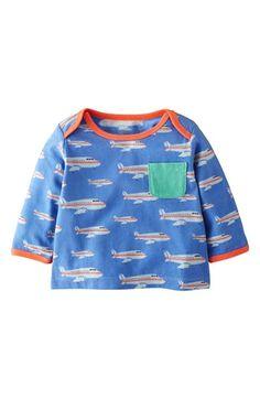 Mini Boden Print T-Shirt