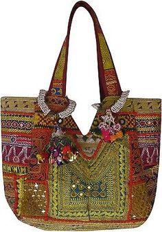 d7ed48828a Vintage Banjara Mirror Gypsy Tribal Ethnic Embroidery shoulder bag. Purse  Patterns ...